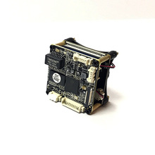 "H.265 8.0mp UHD 4K IP Camera Module Hisilicon 3519V101 1/2.5"" 8.51 Pixel Color CMOS Image Sensor IMX274 CCTV Board (SIP-E274K)(China)"