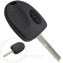2 Buttons Remote Blank Car Key Shell For Chevrolet Holden Commodore Aveo Cruze Epica Free Shipping FOB Replacement Cover Case
