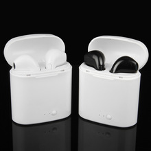 New Double Ear mini bluetooth Headsets pods Earbuds wireless Headphones Earphone Earpiece not air pods for apple iphone Android(China)