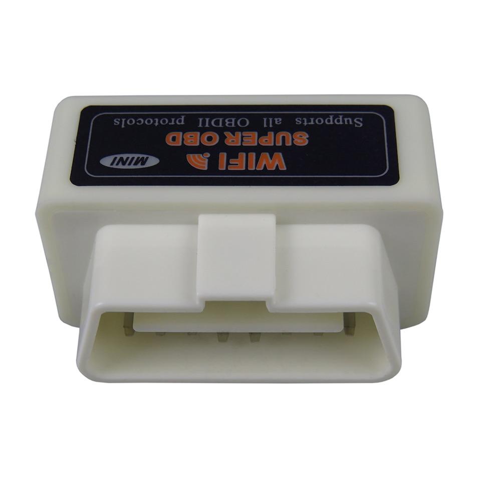 ELM327 WIFI OBD2OBDII Strumento diagnostico per auto wi fi ELM 327 OBD 2 Scanner diagnostico automatico per Smartphone PCIOS (6)