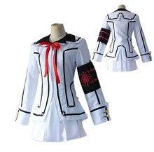 Anime vampiro Caballero Kuran Yuki souen Ruka Niñas uniforme escolar traje  Cosplay kurosu Yuki Seiren conjunto 4c7ed0bcda64