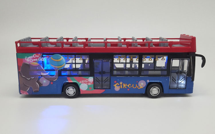 132 Double-decker Sightseeing Bus (17)