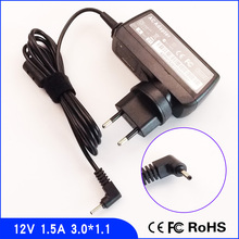 12V 1.5A 18W Tablet AC Adapter Charger Power For Acer Iconia Tab A500 A501P A501 A100 A101 A180 A200 A201 A210 A211