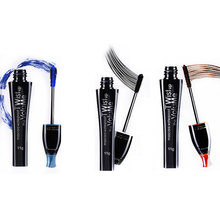 Hot Sale Mascara Color Volume Longlasting Curling Cosplay Colorful Eyelashes Makeup Colossal Mascara Waterproof Cosmetic(China)