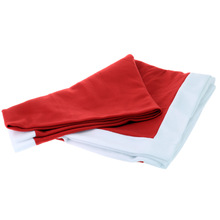 130*180cm Christmas Decorations Hot Sales Super Long Christmas Tablecloth Christmas Red Table Cloth Hot Sale