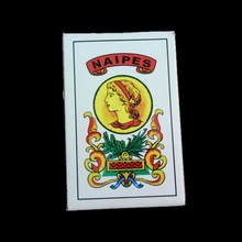 Wholesale and Retail Premium Spanish Poker Zakka Board Games Family Fun Poker Game Christmas Gift Cards Poker WC0361(China)