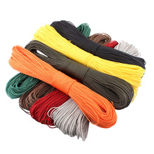 Dia. 2mm one stand Cores Paracord for Survival Parachute Cord Lanyard Camping Climbing Camping Rope Hiking Clothesline