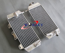 Aluminum Radiator for YAMAHA YZF250 YZ250F YZ 250F YZ 250 F 2007 2008 2009 07 08 09(China)