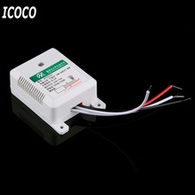 ICOCO 1pcs Worldwide MT02-02 95DB-75DB Intelligent Auto On Off Light Sound Voice Sensor Switch Time Delay AC 160-250V Search(China)