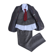 Nimble boys suits for weddings Tuxedo Suit Boys Blazer suit for boy costume enfant garcon mariage blazers for boys kids suits(China)