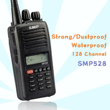 For the Motorola SMP528 walkie talkie 5W high power two way radio VHF UHF Frequency Portable Ham Radio Hf Transceive(China)