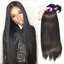 Brazilian Virgin Hair Straight Great Grace Hair Products Brazilian Straight Hair 4Bundles Brazilian Human Hair Weave Bundles