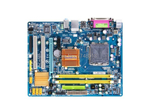 original motherboard for gigabyte GA-G31M-ES2C LGA 775 DDR2 G31M-ES2C 4GB Integrated G31 desktop motherboard Free shipping