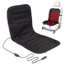 Car Seat Heated Pad Covers Cushion Massage Back Chair Heat Messager Lumbar Pad Heated Neck Home