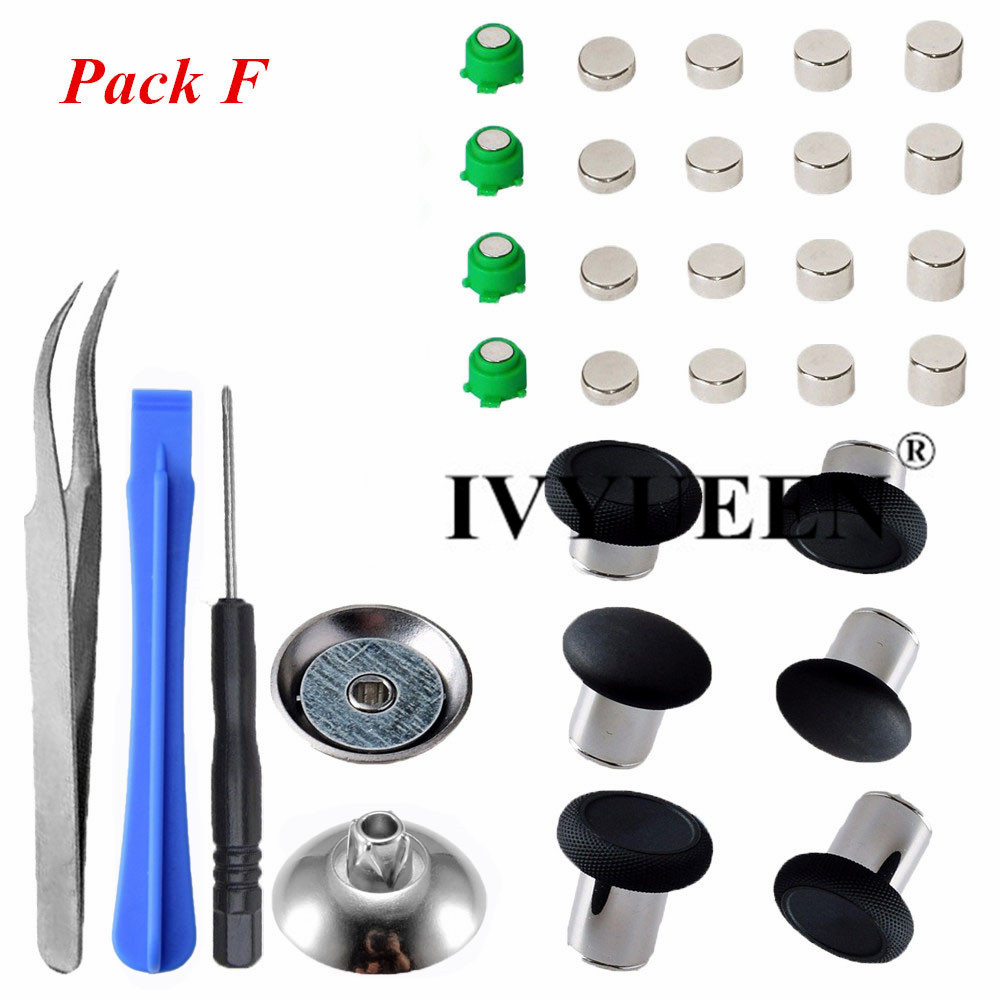 for Dualshock 4 ps4 metal buttons 02