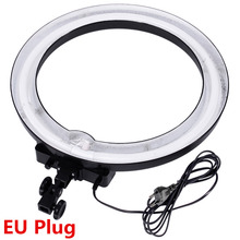 "Neewer Camera/Video 18 ""Outdoor 14"" Indoor 600W 5500K Adjustable Flash Ring Flash Fluorescent Video Light EU Plug(China)"