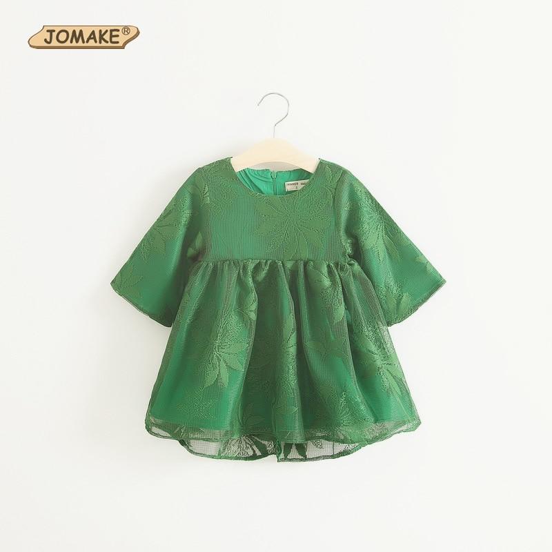 Baby Girl Dress Next 2016 Floral Mesh Kids Dresses for Girls Party/Wedding Princess Dress New Brand Toddler Children Clothing<br><br>Aliexpress