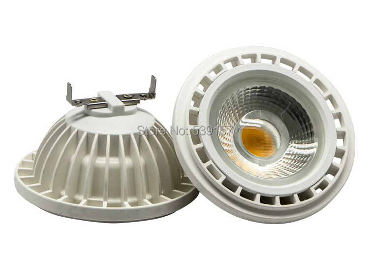 Free Shipping AC85-260V Dimmable 15W AR111 COB LED Lamp GU53 LED Light Bulbs Warm Cold White<br><br>Aliexpress