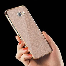 For Samsung Galaxy A5 2016 Case Ultra Thin Glitter Bling Silicone Cover Phone Case for Samsung Galaxy A5 2016 Case A510 A510f