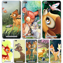 Bambi and Thumper Cover Case for Xiaomi Redmi Note 2 3 4 Pro Prime 4A 4X 3S Mi 5 5S 6 Plus mi6 mi5 S mi5s Cases