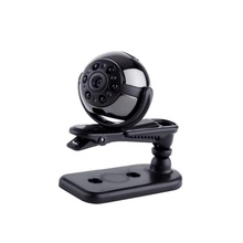 New Mini Camera Mini DV HD 1080P 720P 360 Degree Rotation Digital Camera Voice Video Recorder DVR Infrared Night Vision SQ9