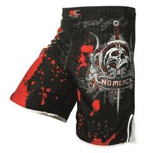 MMA shorts battle born caught short play gel boxing muay Thai boxing pants pants in a cage bad boy mma men thai boxing shorts(China)