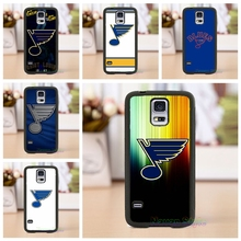 St Louis Blues original phone case cover for Samsung Galaxy S3 S4 S5 s6 s7 s6 edge s7 edge Note 3 Note 4 Note 5 &aa20