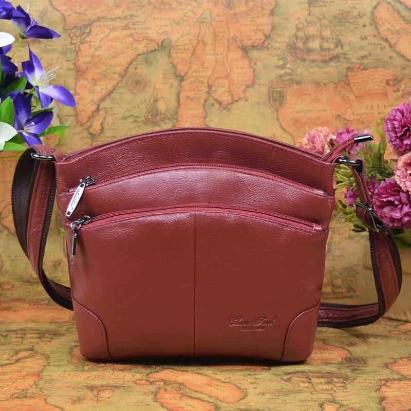 Cheer Soul Brand Designer Womens Crossbody Bag Fashion Genuine Leather Shoulder Bags For Female Casual Bag Ladies Handbag  #211<br>