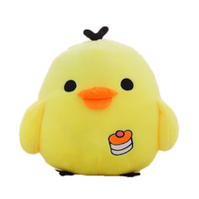15cm Lovely Chick Plush Toys Stuffed Animal Soft Yellow Kawaii Chicken Stuffed Toys Plush Dolls Birthday Gift Valentines Gift(China)