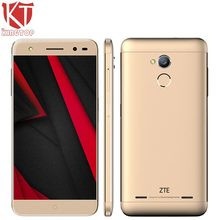 Original ZTE Blade V7 lite MT6735P Quad Core 2GB 16GB 5.0 inch 4G Mobile Phone Android M 13.0MP Rear Camre Fingerprint