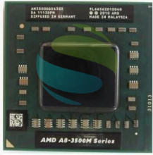 AMD Quad-Core A8-3500M 1.5Ghz/4M Socket FS1 A8 3500M AM3500DDX43GX A8-Series notebook CPU
