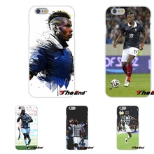 For Xiaomi Redmi 4 3 3S Pro Mi3 Mi4 Mi4C Mi5S Mi Max Note 2 3 4 Soft Silicone Phone Case Good paul pogba juventus star(China)