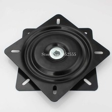 "12"" High Quality Swivel Plate Mounting Plate for Swivel Chairs/TV/Table/Toys/Lazy Susan Great For Mechanical Projects K22-3(China)"