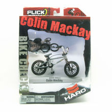 "2016 Flick Trix Bmx Finger Bike ""Colin Mackay"" Cycle Star Vehicle Alloy model bicycle display set Mini toy for boy"