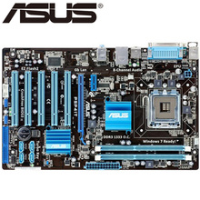 Asus P5P41T Desktop Motherboard G41 Socket LGA 775 Q8200 Q8300 DDR3 8G ATX UEFI BIOS Original Used Mainboard On Sale(China)