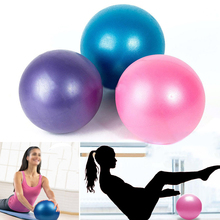 Mayitr 25cm Mini Yoga Ball Stability Ball Physical Fitness Exercise Balance Pilates Ball Home Trainer Training(China)