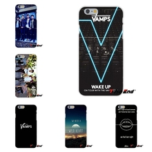 For Samsung Galaxy A3 A5 A7 J1 J2 J3 J5 J7 2016 2017 Soft Silicone Cell Phone Case The Vamps Bradley Simpson James Mcvey