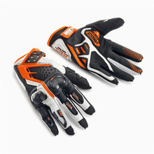 2017 KTM Motocross Gloves Motorcycle Motorbike Luva BMX ATV MTB bicycle cycling glove Moto Motocicleta Guantes(China)