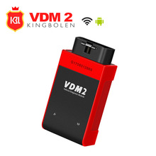 UCANDAS VDM2 full systems Newest V3.9 Wifi Auto Diagnostic Scanner for Android VDM II Multi-language Same like Launch easydiag