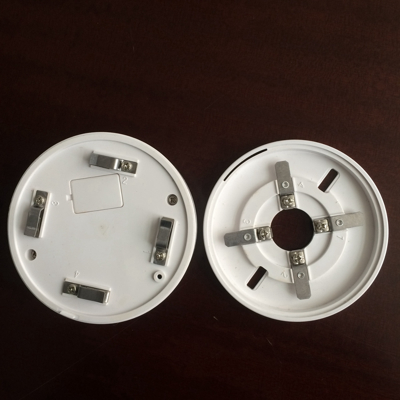 2 Wire DC24V Photoelectric Smoke Detector For Fire Alarm System 10