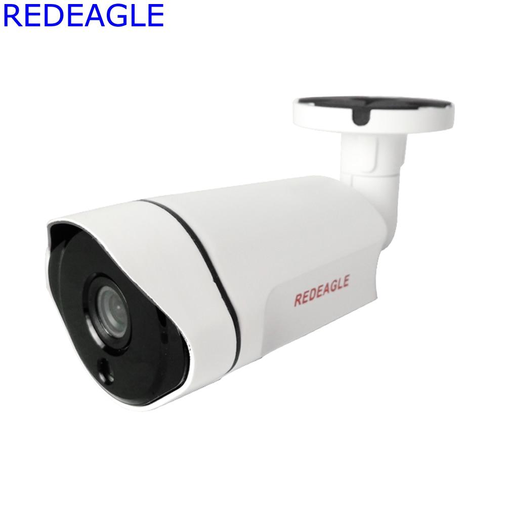 REDEAGLE 2MP AHD Camera 1080P CCTV IR Cut Filter Outdoor Waterproof Night Vision Bullet Security Cameras Ultra Low Illumination<br>