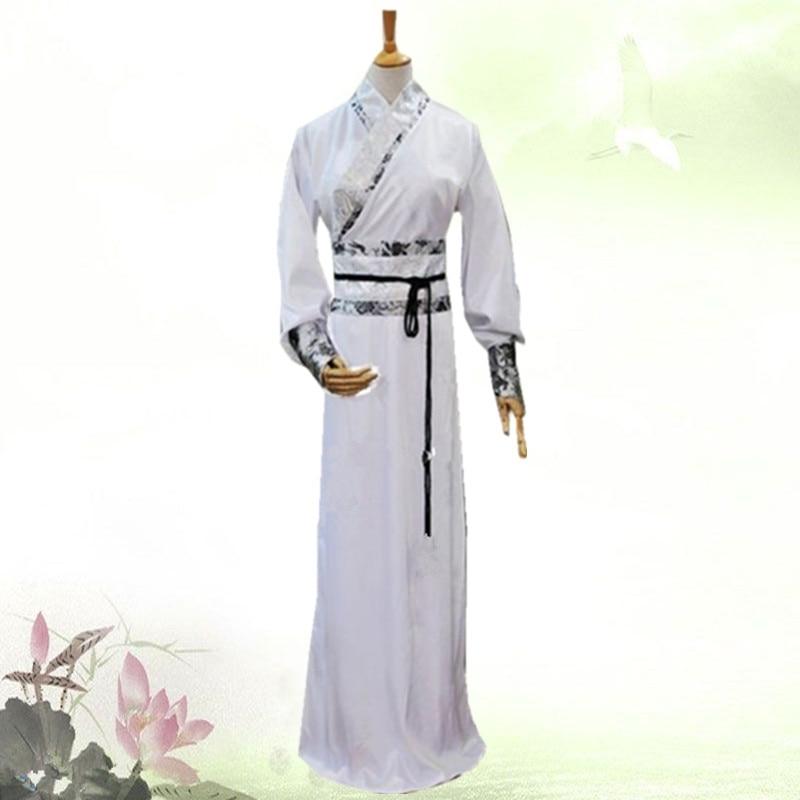 Tang Acheter Traditionnel Pour Chinois Dynastie Hanfu Les Hommes 0nOwPk
