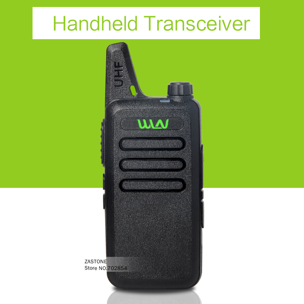 WLN KD-C1 black UHF 400-470 MHz long Range Radio Mini Handheld Transceiver Ham radio hf transceiver handheld walkie talkie(China (Mainland))