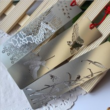 6 design animals Birds metal bookmark // book holder/bookmarks for books/articulos de papeleria/marcador de livro 15 pcs/lot