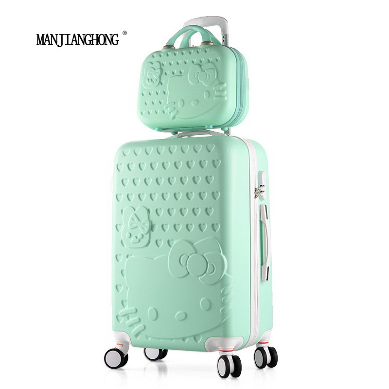 24inch sets High quality Trolley suitcase luggage traveller case box Pull Rod trunk rolling spinner wheels ABS+PC boarding bag<br><br>Aliexpress