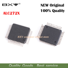 10pcs/lot ALC272X 4-Channel High Definition Audio Codec new original free shipping laptop chip(China)