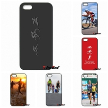 Painted Ironman Triathlon Hard Phone Cover Case For iPhone 4 4S 5 5C SE 6 6S 7 Plus Samsung Galaxy Grand Core Prime Alpha