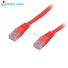 10pieces Useful Wire Cord Lead RJ45 CAT5E Cable Flat Ethernet Patch Internet Lan Network Cable