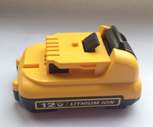 New DCB127 12V MAX Premium XR 2.0Ah Lithium-Ion Battery Pack for Dewalt Electric Tools
