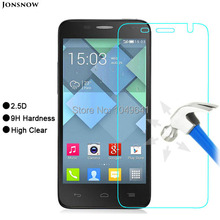 2.5D Explosion-proof Tempered Glass Film for Alcatel One Touch Idol Mini OT6012 6012D 6012X LCD Screen Protector